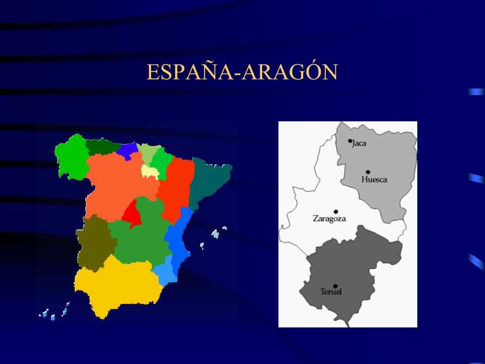 ESPAÑA-ARAGÓN
