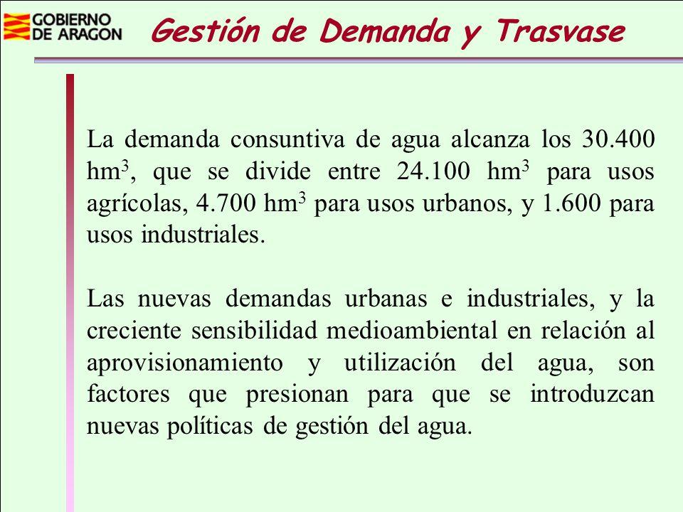 Subvención del Trasvase La subvención del agua del trasvase sería factible, pero muy costosa para los usuarios no agrarios del Segura.