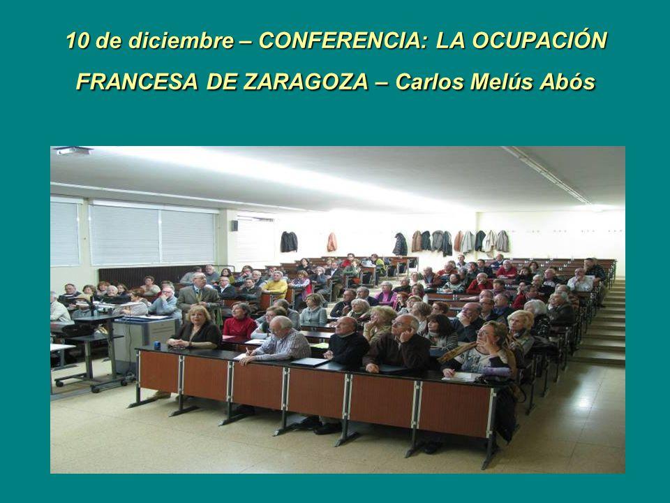 20 de noviembre – MUSEO DEL FUEGO