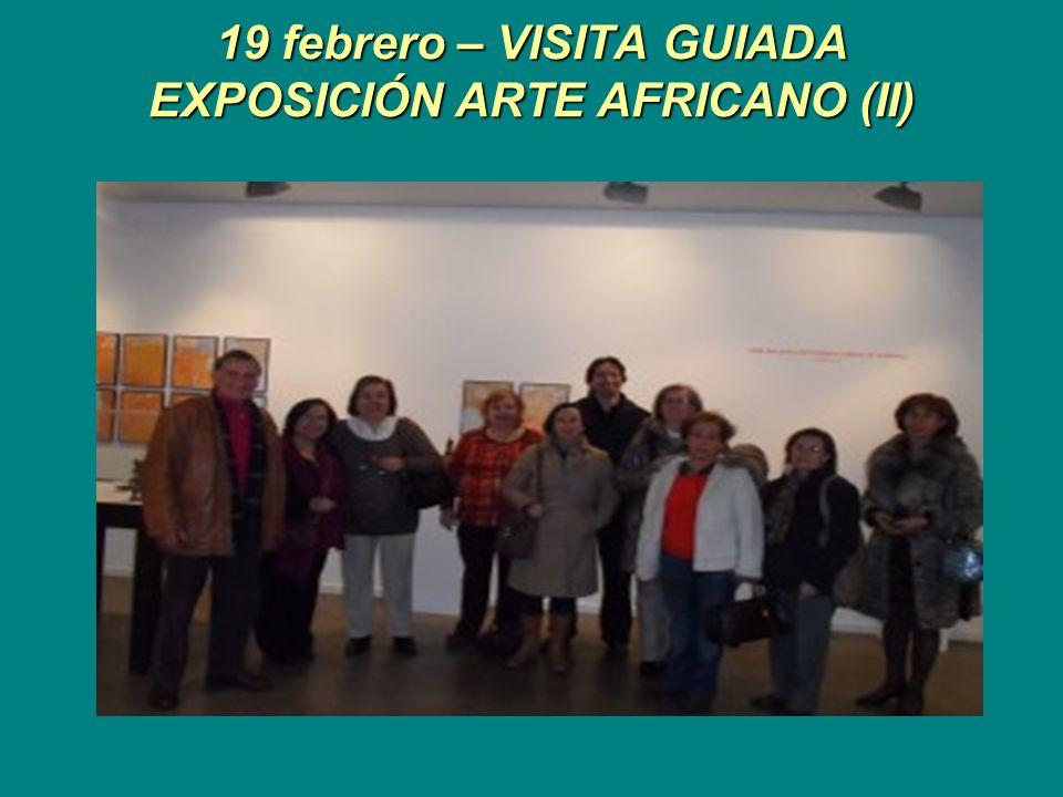 12 FEBRERO – VISITA PALACIO DE MONTEMUZO – ARCHIVO MUNICIPAL