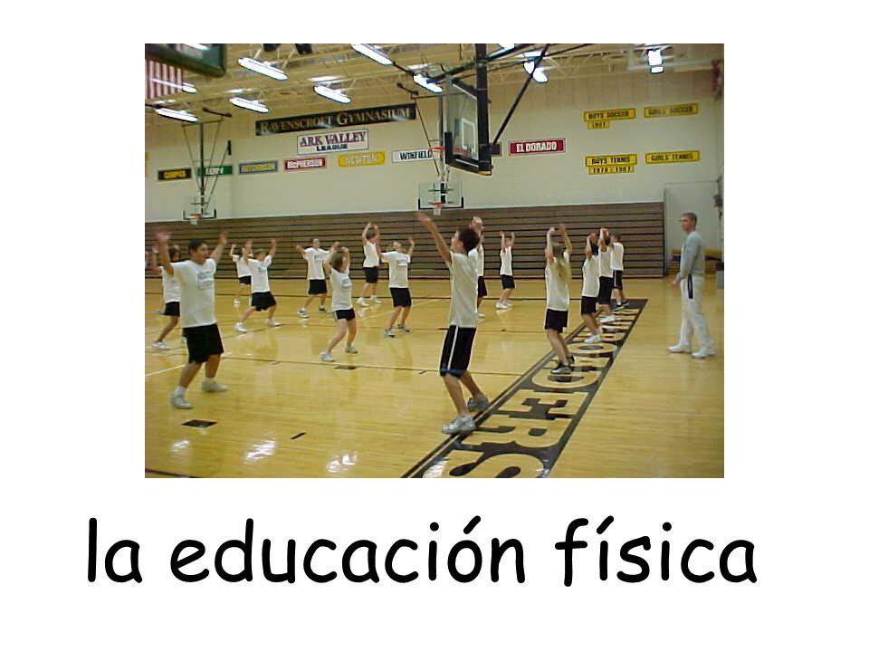 la educación física