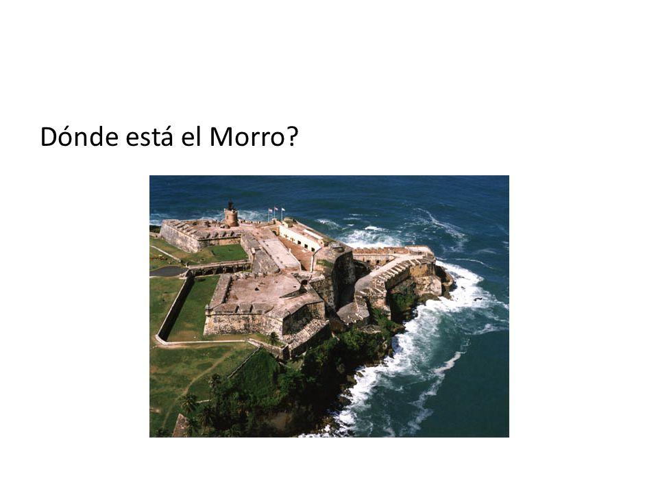 Dónde está el Morro?