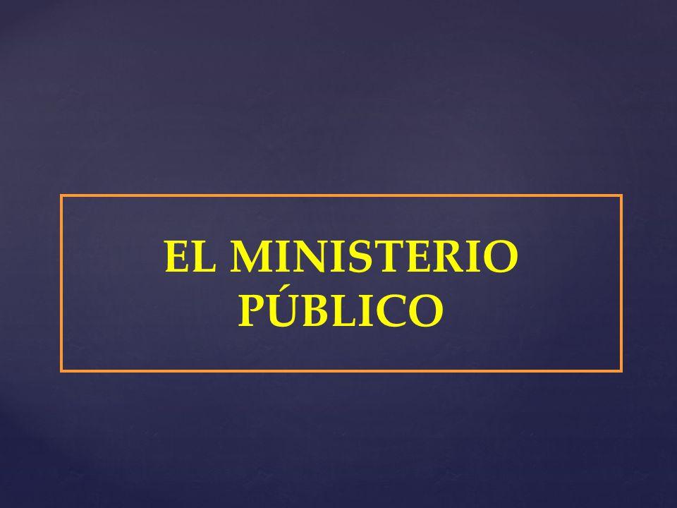PRINCIPIOS QUE RIGEN LA ACTUACIÓN DEL MINISTERIO PÚBLICO 1.PRINCIPIO DE LEGALIDAD 2.PRINCIPIO DE OBJETIVIDAD 3.PRINCIPIO DE INDEPENDENCIA E IMPARCIALIDAD 4.PRINCIPIO DE UNIDAD 5.PRINCIPIO DE JERARQUIA