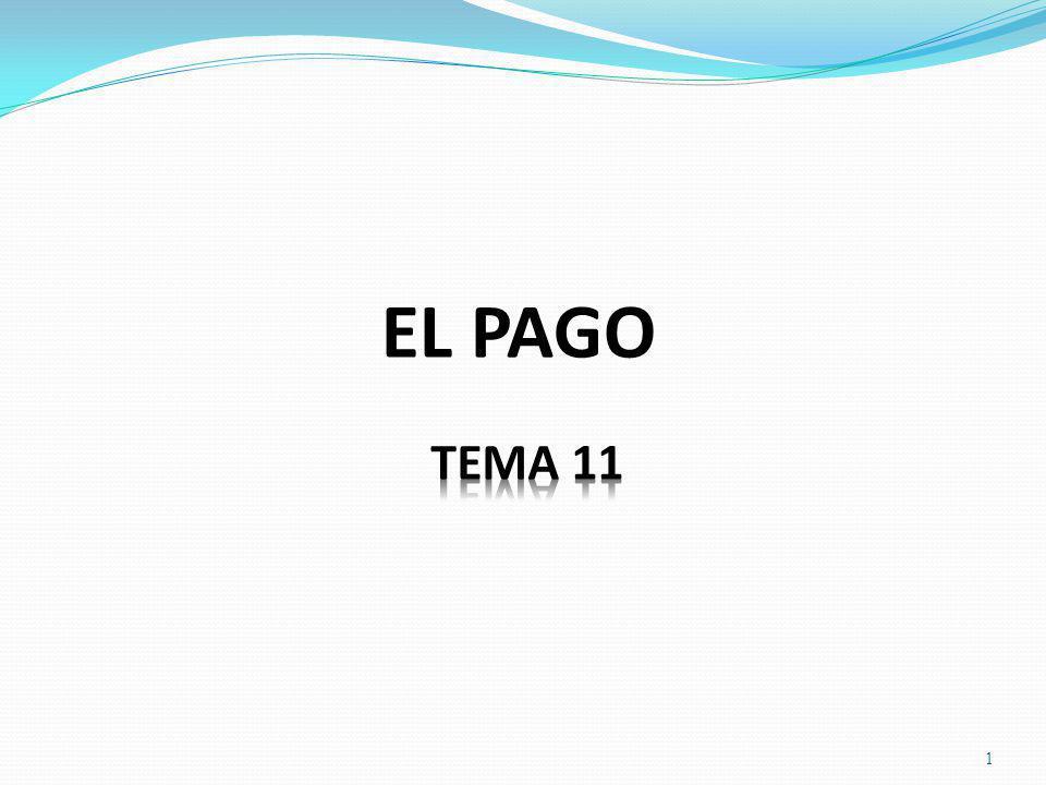 1 EL PAGO