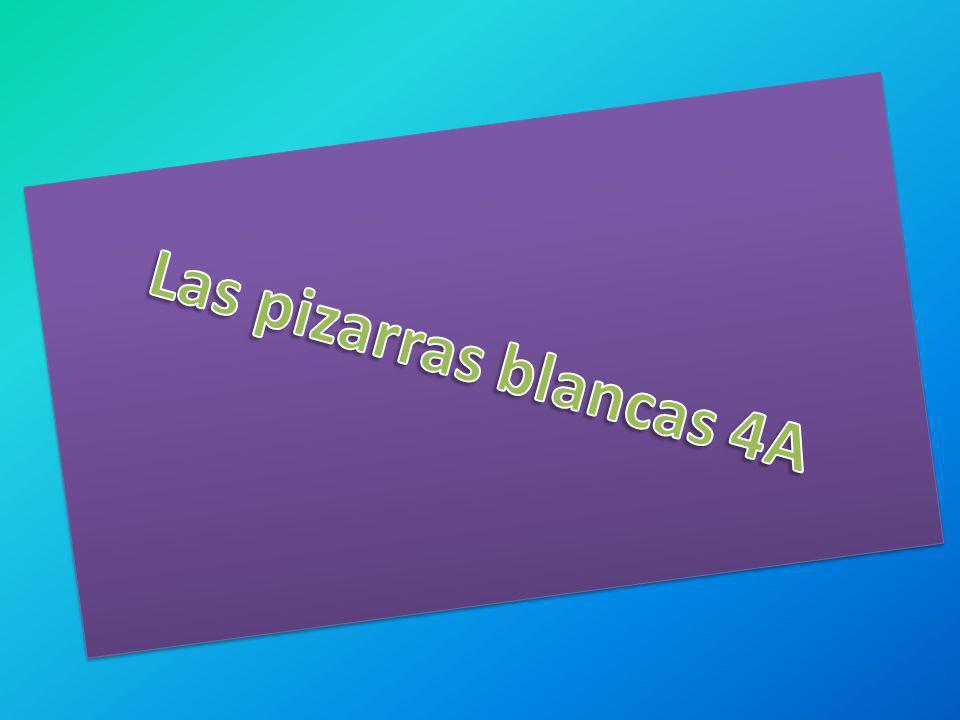 ¡Recuerda.Escribe en español ¡¡No dibujes en las pizarras!.