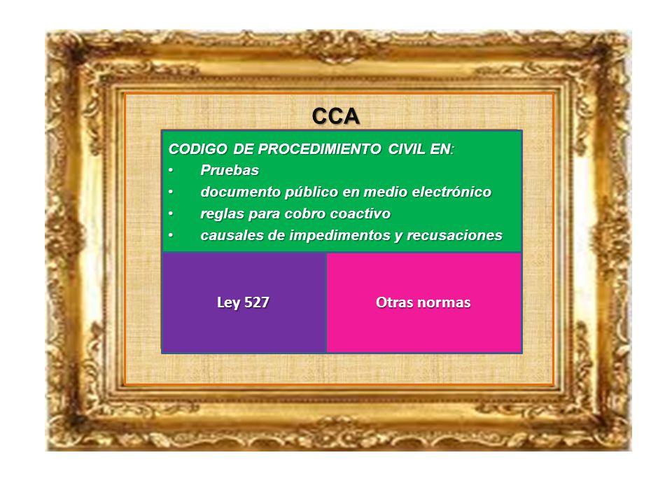 19 Artículo 64.Estándares y protocolos.