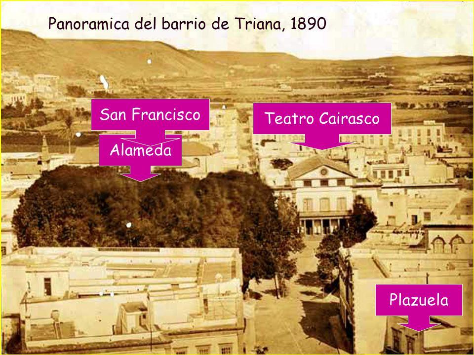 En 1835, con motivo de la supresión de las Órdenes Religiosas por las leyes desamortizadoras de Mendizábal, quedó deshabitado el viejo monasterio de Santa Clara que databa del año 1720 en que por haberse incendiado el primitivo, instalado en 1664 en las casas que fueron del Prior de Canarias D.