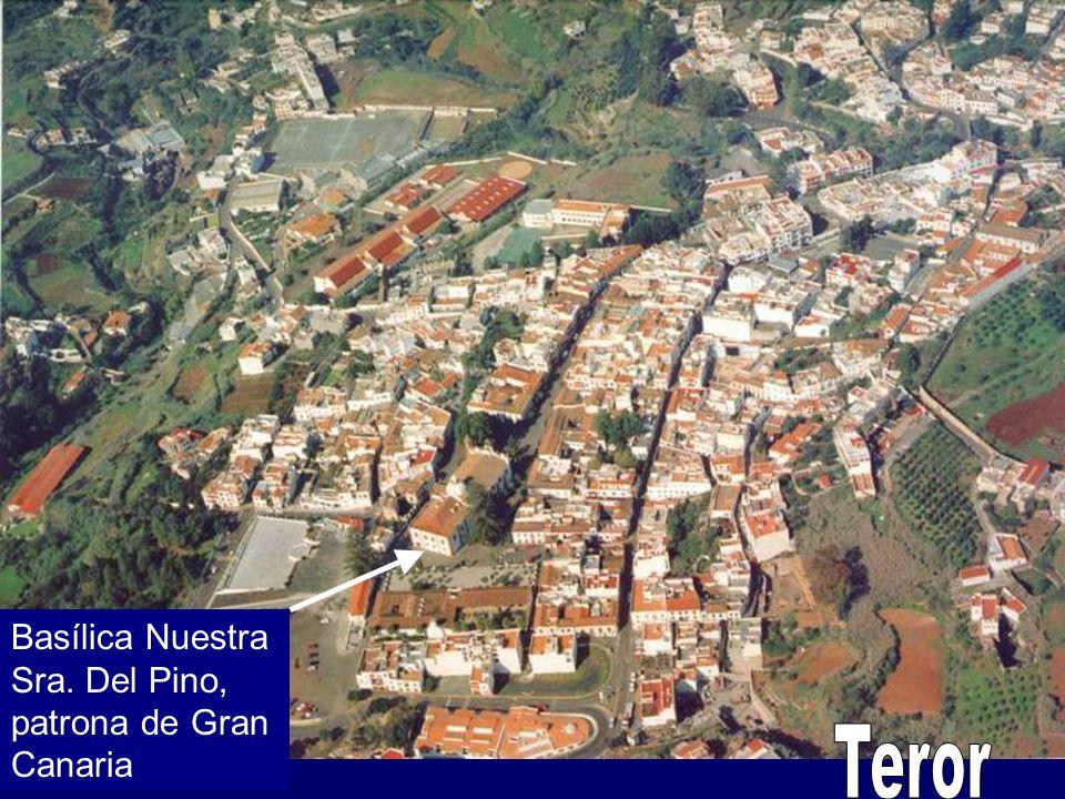 Valleseco Valsequillo San Mateo