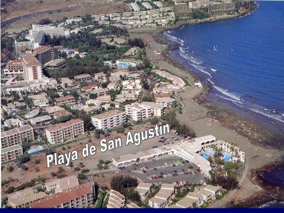 Arguineguin Puerto Rico Playa y Puerto de Mogán Playa de San Agustín Playa del Inglés Maspalomas