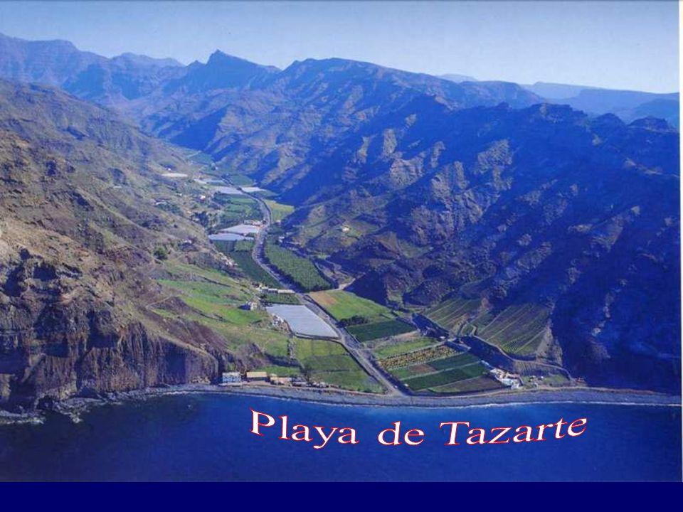 Tazarte La Aldea de San Nicolás Agaete