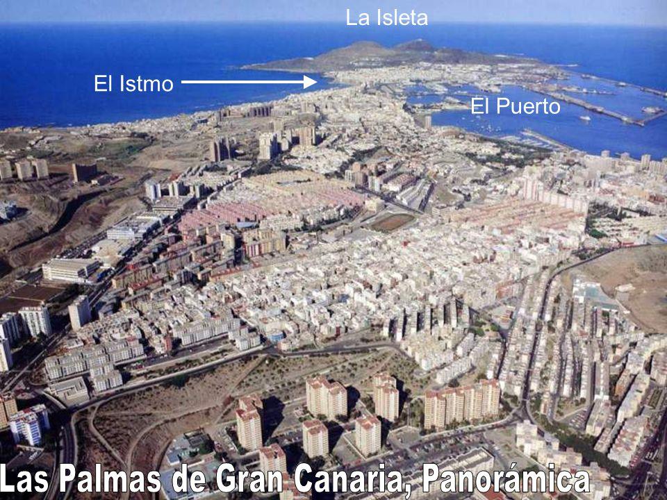 La Isleta El Puerto El Istmo