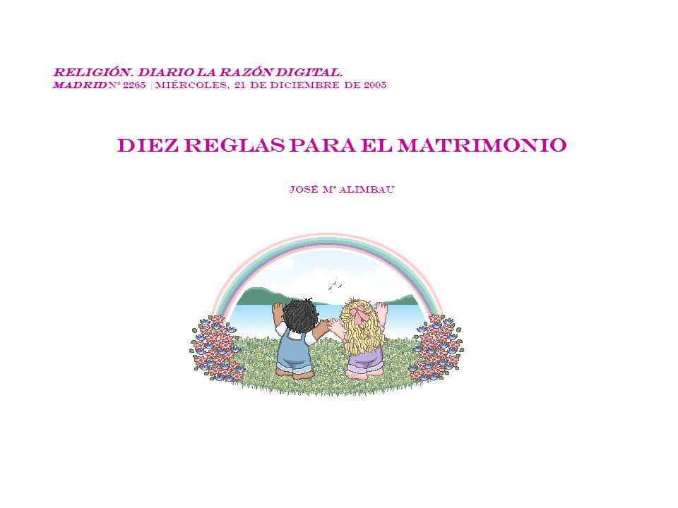 Religión.Diario La Razón Digital.