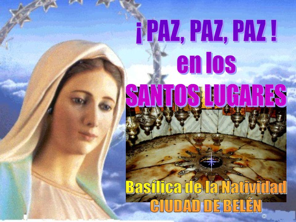 La Virgen nos dice: