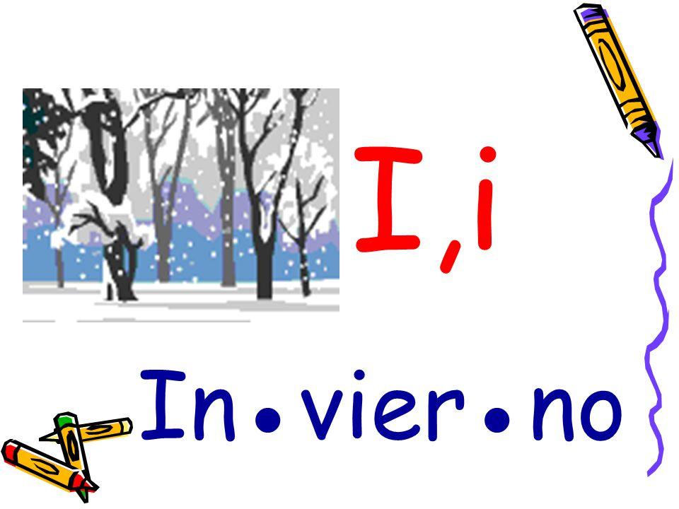 I,i Invierno