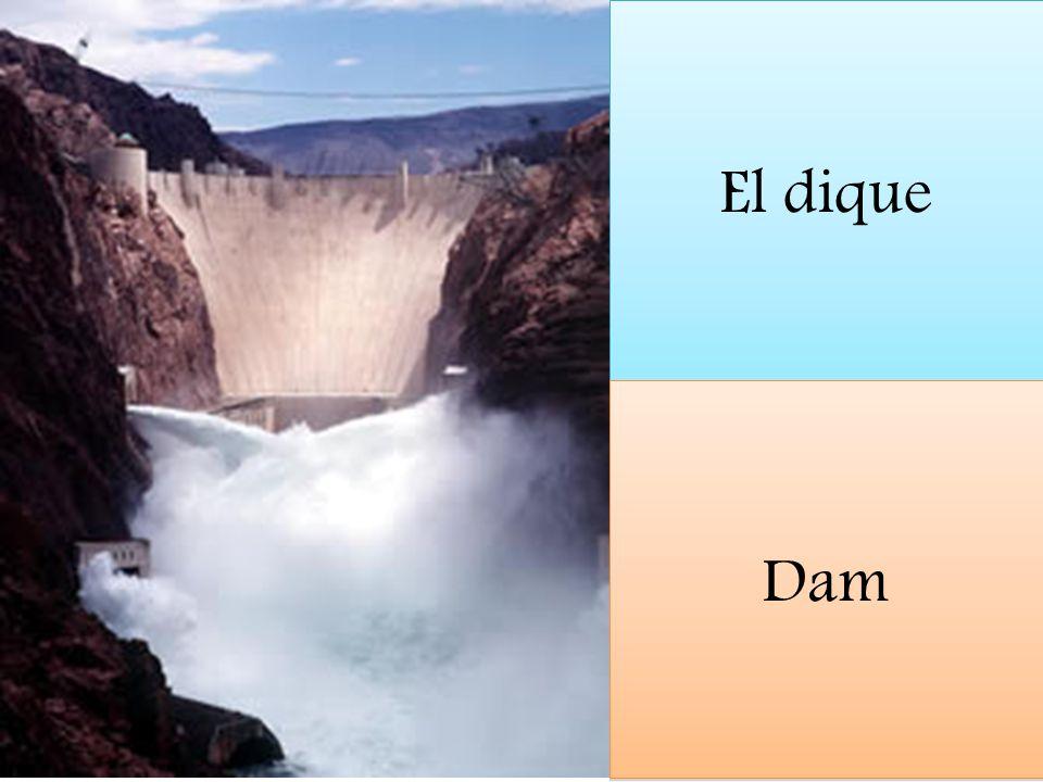El dique Dam