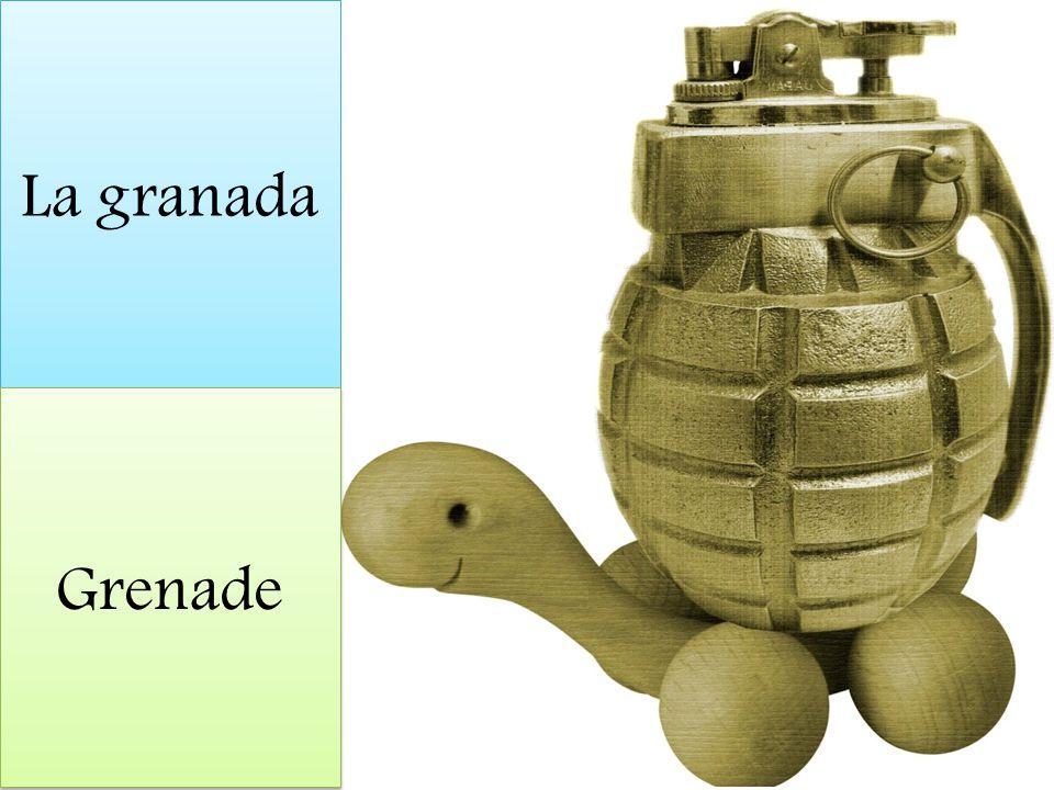 La granada Grenade