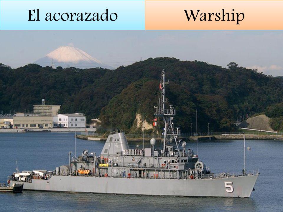 El acorazado Warship