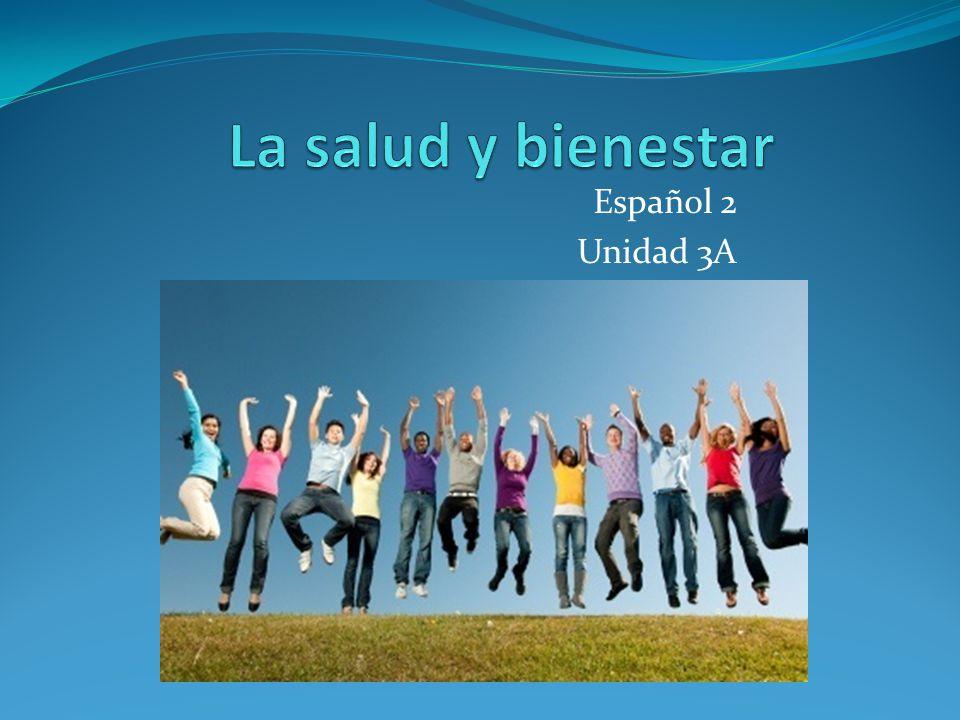 Español 2 Unidad 3A