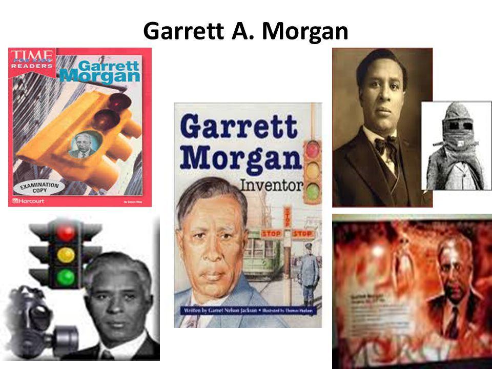 Garrett A. Morgan