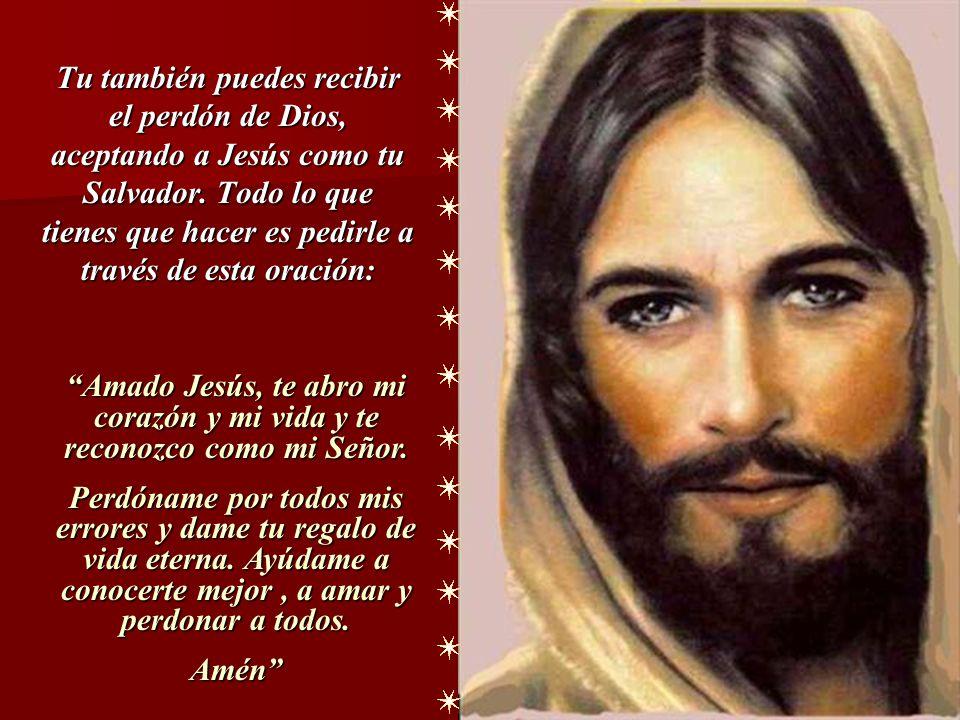 Padre, perdónalos porque no saben lo que hacen… JESÚS JESÚS