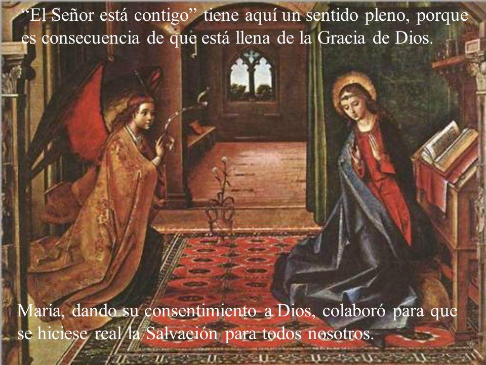 Que honrar al hijo en la madre derecho de todos es, y ese derecho tan justo, ¿Dios no lo debe tener?