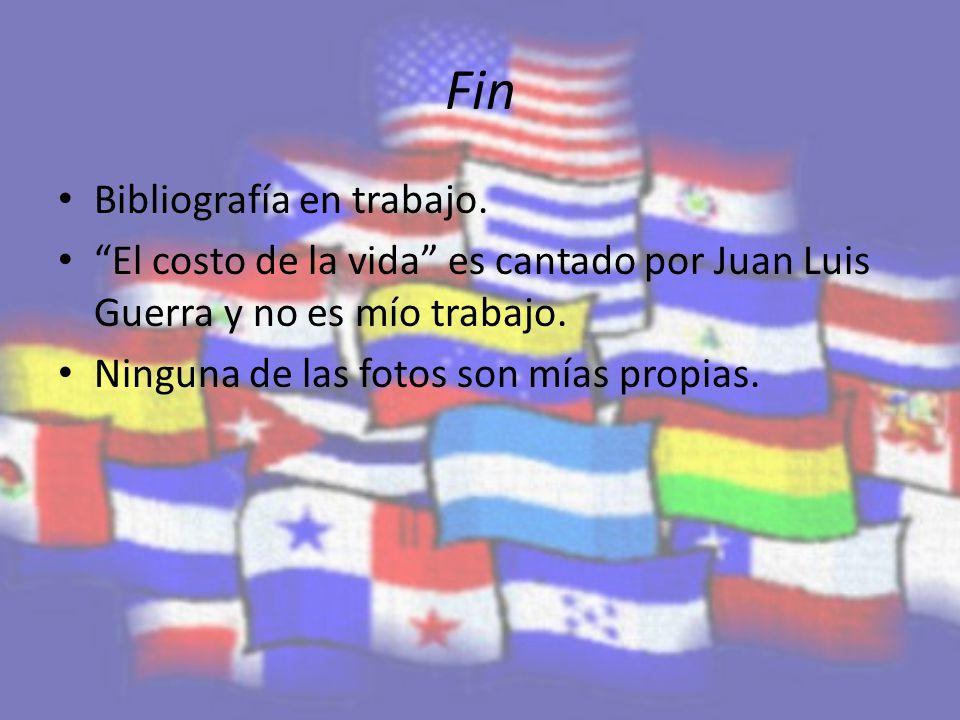 Por qué América Latina es un objeto de globalización. América Latina con sus recursos abundantes, y políticas destruidas por historia es ideal para ex