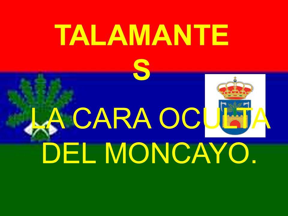 TALAMANTE S LA CARA OCULTA DEL MONCAYO.