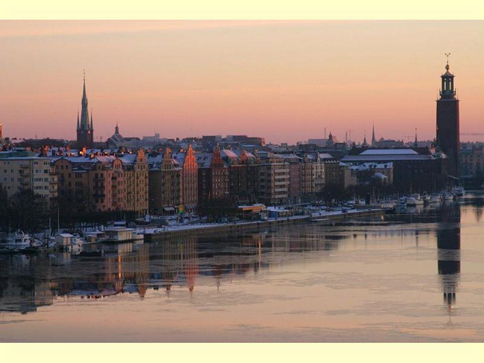 Estocolmo es la capital hace 750 años.