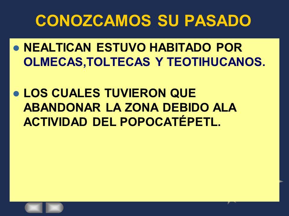UBICACIÓN DE NEALTICAN EL MUNICIPIO Se LOCALIZA EN LA PARTE CENTRO OESTE DE PUEBLA. COLINDA AL NORTE CON SAN ANDRES CALPAN AL SUR CON SAN JUAN TIANGUI