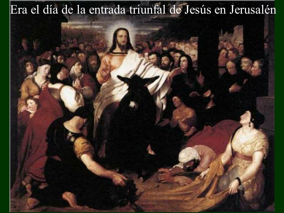 El tema de este domingo es parecido al del 2º de Cuaresma en que veíamos la Transfiguración: Es necesario morir para poder resucitar.