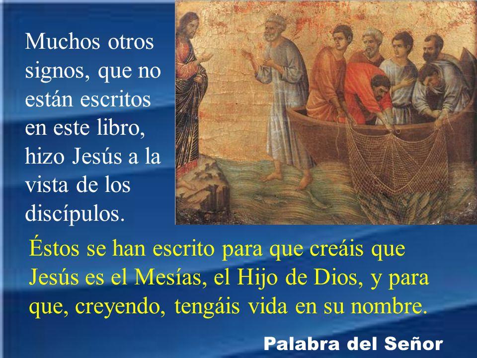 Jesús le dijo: