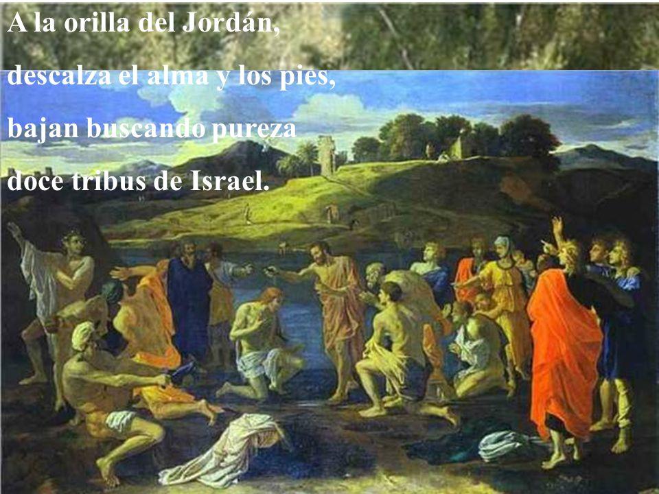 Nuestra misión será imitar a Jesucristo. En este día del bautismo de Jesús le alabamos con los himnos que canta la Iglesia,