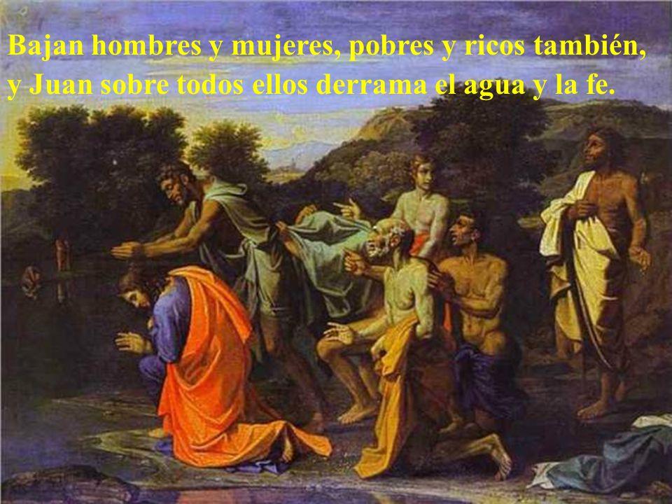 Piensan que a la puerta está el Mesías del Señor y que, para recibirlo, gran limpieza es menester.