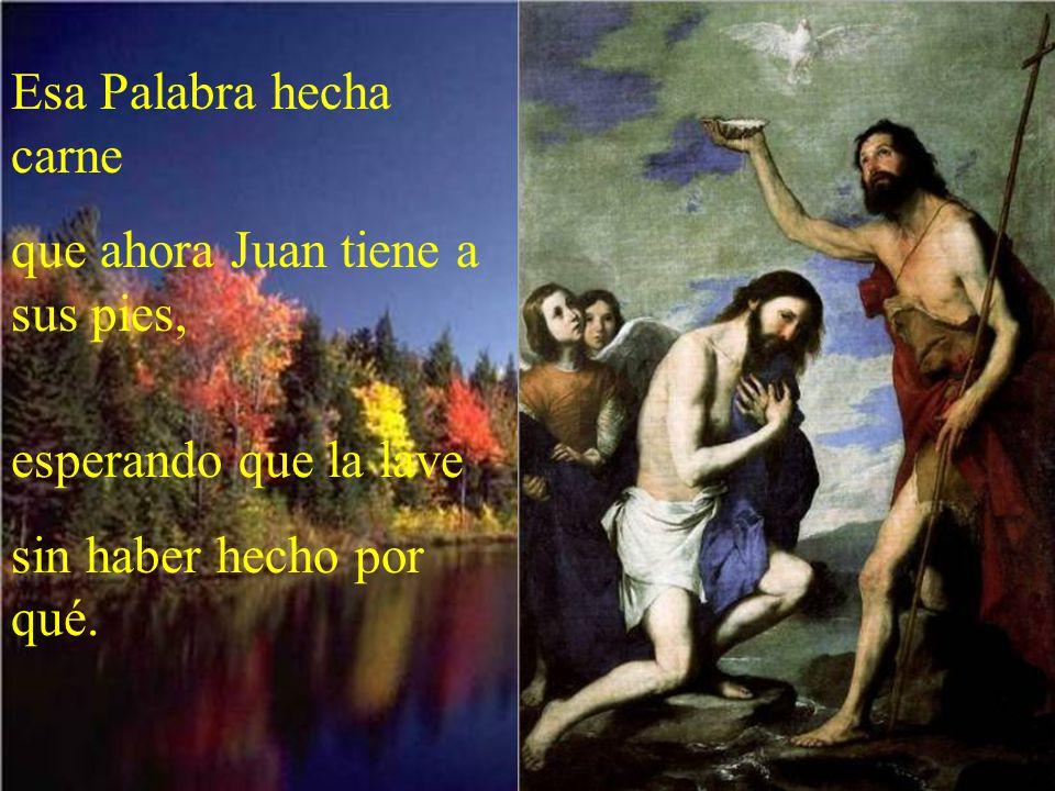 Y para que hubiera alguno mayor que él, fue menester que viniera a hacerse hombre la Palabra que Dios es.