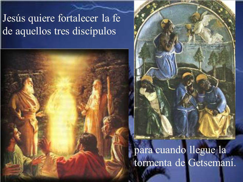 Esto se les quedó grabado, y discutían qué querría decir aquello de resucitar de entre los muertos, Palabra del Señor