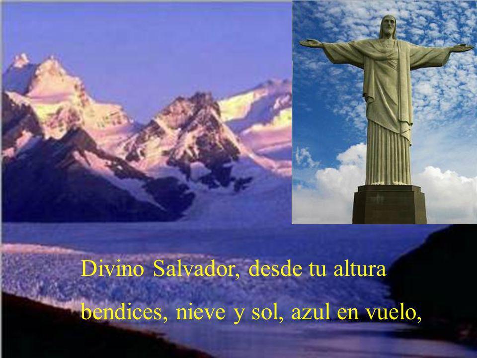 Oración de alabanza Al Salvador transfigurado (Parroquia El Salvador, Plasencia)
