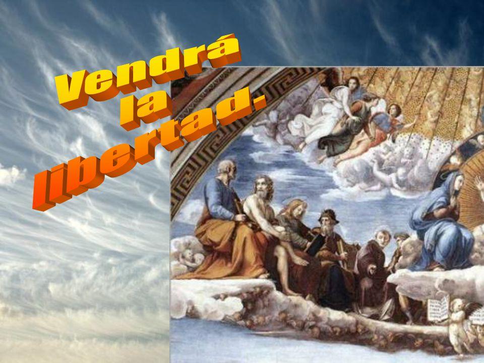 Nuestras manos, hacia el cielo, sólo esperan salvación: