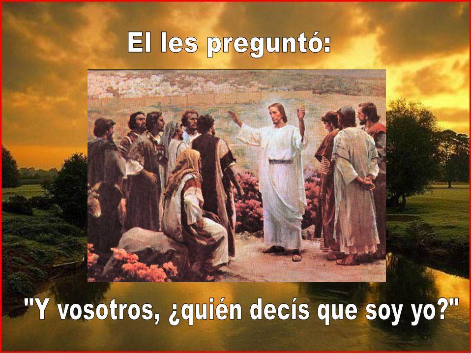 Otros que Elías, otros dicen que ha vuelto a la vida uno de los antiguos profetas.