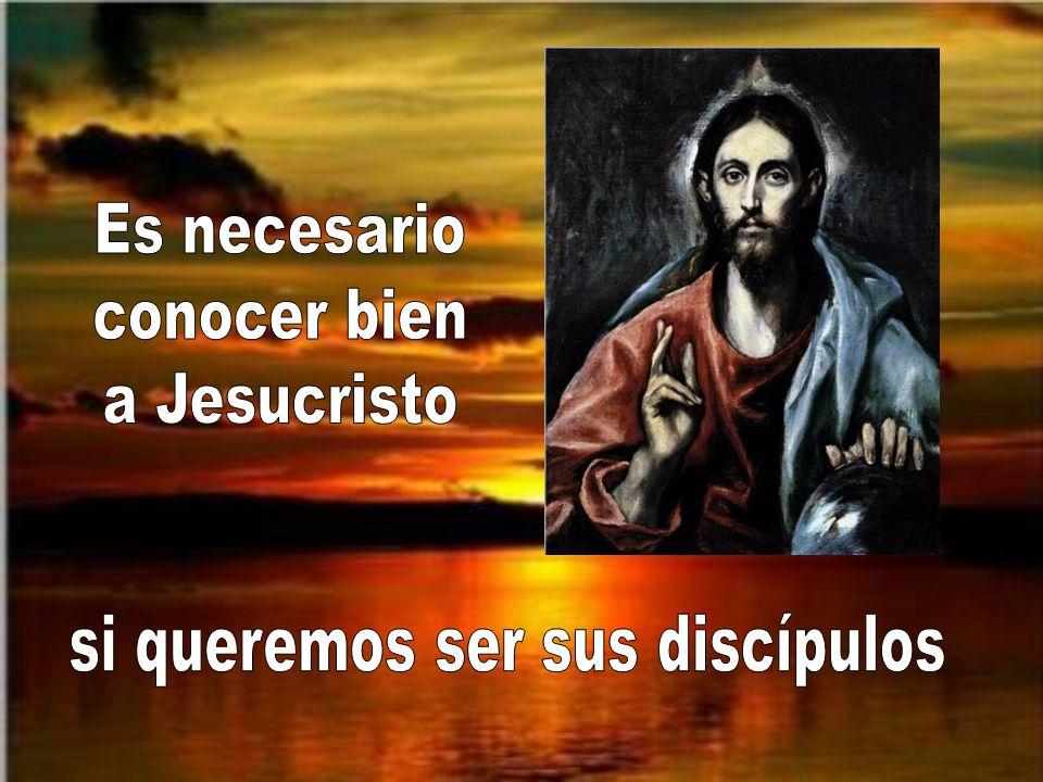 Y, dirigiéndose a todos, dijo: El que quiera seguirme, que se niegue a sí mismo, cargue con su cruz cada día y se venga conmigo.