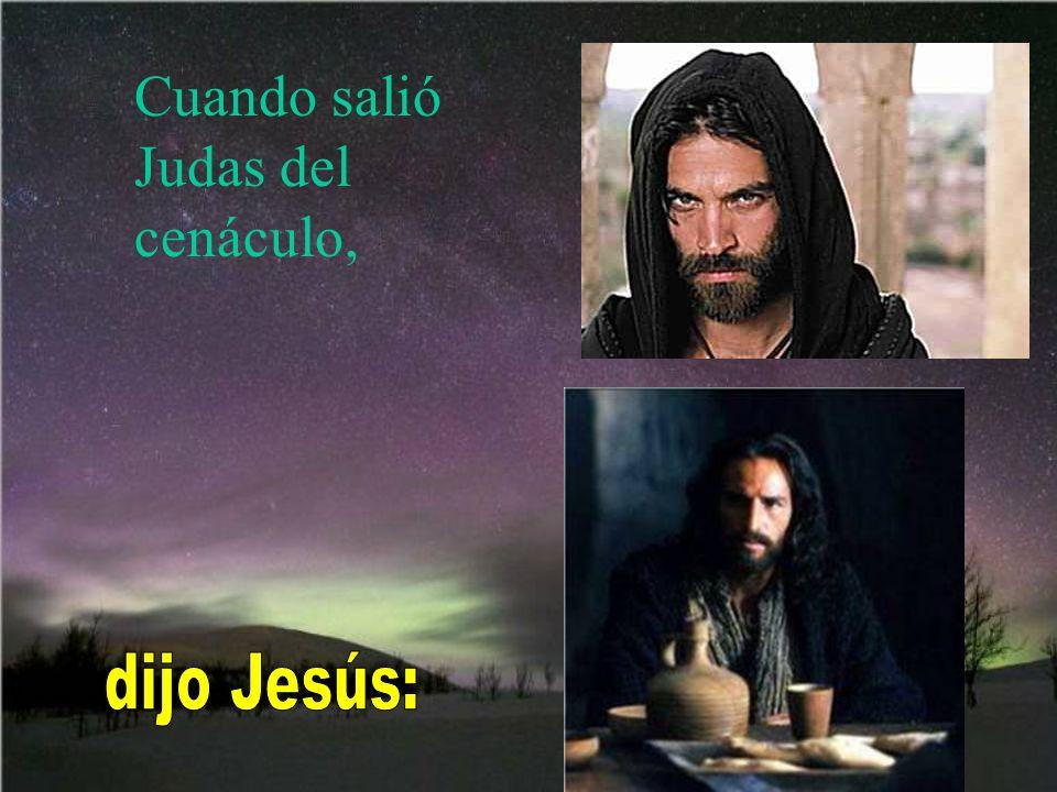 Hoy en el evangelio Jesús les habla a los apóstoles y nos habla a nosotros sobre el AMOR. Jn 13, 31-33a.34-35 Dice así: