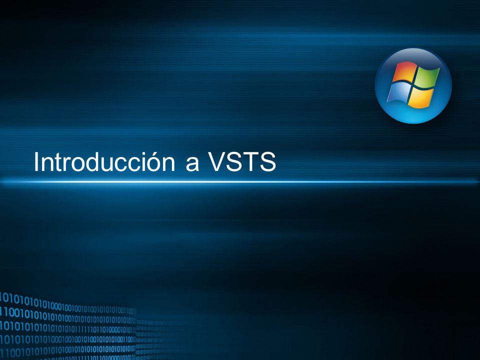 Introducción a VSTS