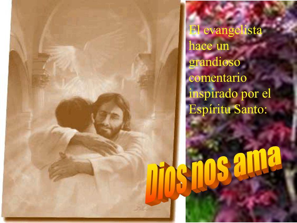La serpiente de bronce era un signo de Jesús en la Cruz. Dios nos libra de los pecados por los méritos de Jesús.