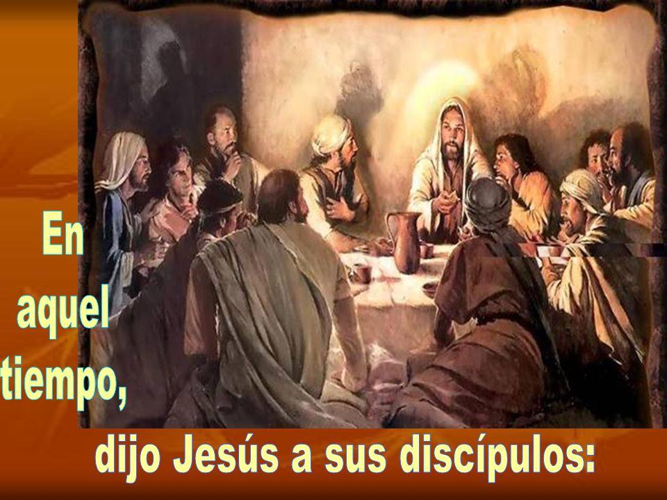 Hoy en el evangelio Jesús les habla a los apóstoles y nos habla a nosotros sobre el AMOR. Jn 15, 9-17 Dice así: