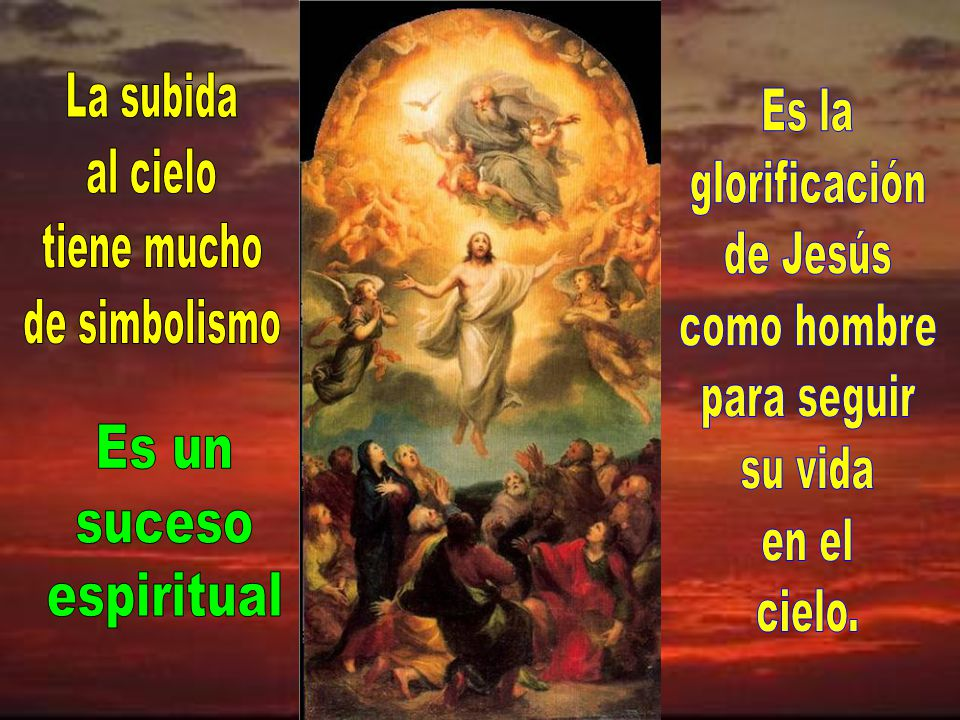 Este año, ciclo C, el evangelio también es de san Lucas.