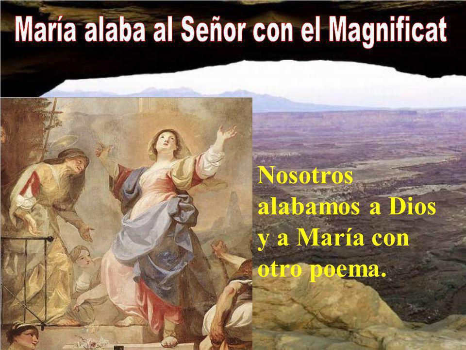 Para poder ir al cielo con Ella, el evangelio de hoy nos invita a realizar obras de caridad como María al visitar a su prima Isabel.