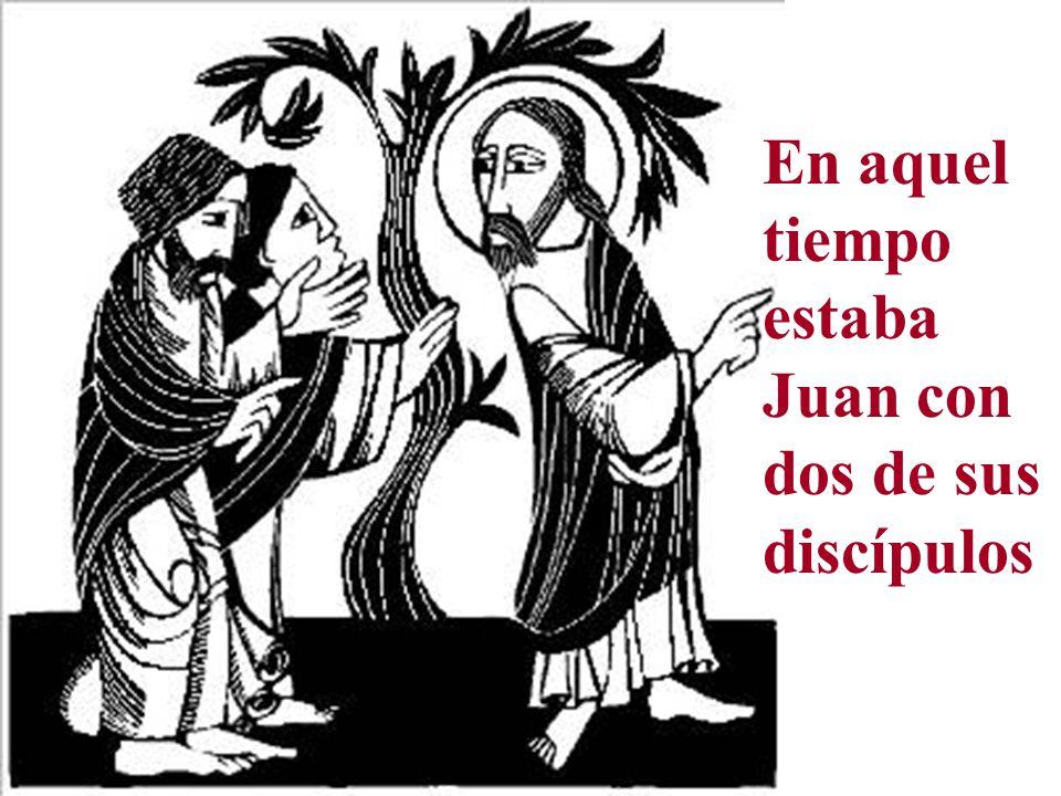 El evangelio de hoy nos habla de la llamada de Jesús a los dos primeros discípulos. Uno es Andrés y el otro, cuyo nombre no se dice, parece ser quien