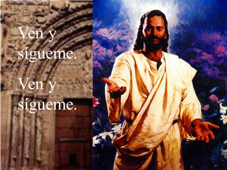Tu, Señor, me llamas; Tu, Señor, me dices: