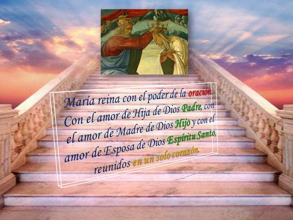 Rey también RedentorReina también cooperó Cristo es Rey no sólo porque es Hijo de Dios, sino también porque es Redentor. María es Reina no sólo porque