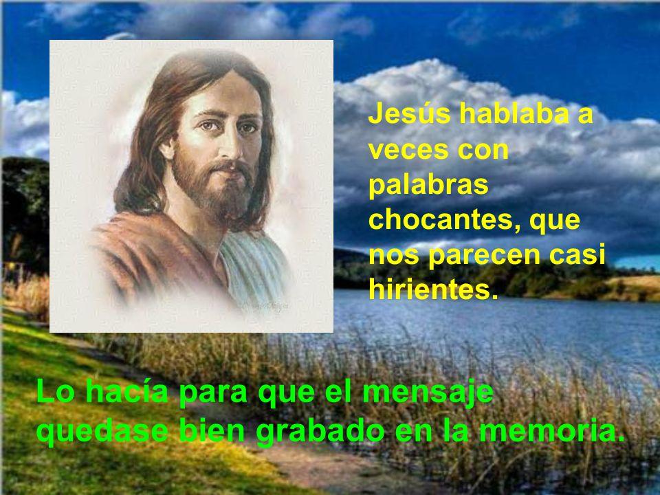 Lo mismo vosotros: el que no renuncia a todos sus bienes no puede ser discípulo mío. Palabra del Señor