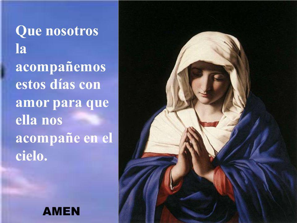 José de Arimatea es principalmente quien se encarga de la sepultura de Jesús. Siempre hay y habrá personas buenas que acompañan a la Virgen María en s